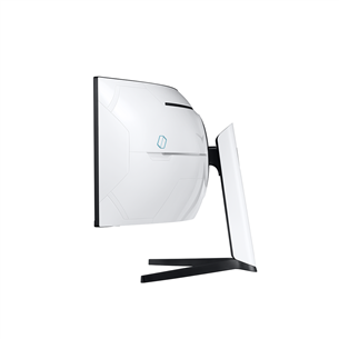 49'' nõgus Dual QHD QLED monitor Samsung Odyssey G9
