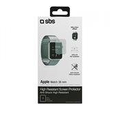 Apple Watch (38 mm) ekraanikaitse SBS