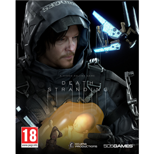 Компьютерная игра Death Stranding Day 1 Edition