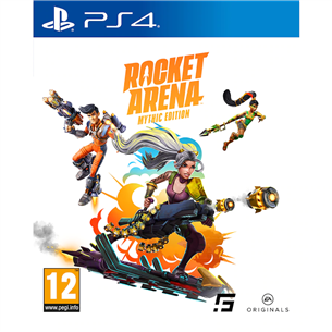 PS4 mäng Rocket Arena Mythic Edition