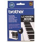 Tindikassett LC-1000BK (must), Brother