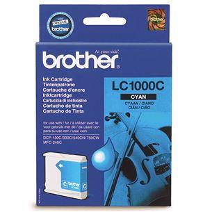 Tindikassett LC-1000C (tsüaan), Brother