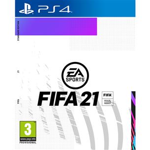 PS4 mäng FIFA 21 (eeltellimisel)
