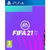 PS4 mäng FIFA 21 Champions Edition (eeltellimisel)