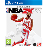 PS4 mäng NBA 2K21