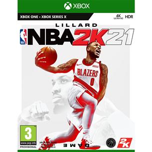 Xbox One mäng NBA 2K21