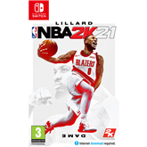 Switch mäng NBA 2K21