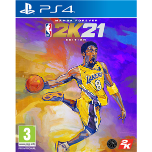 PS4 mäng NBA 2K21 Mamba Forever Edition