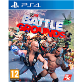PS4 mäng WWE 2K Battlegrounds