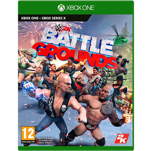 Xbox One / Series X/S mäng WWE 2K Battlegrounds