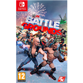 Switch mäng WWE 2K Battlegrounds