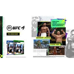 PS4 mäng UFC 4