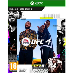 Xbox One / Series X/S game UFC 4