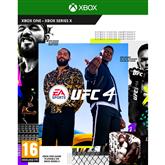 Xbox One / Series X/S mäng UFC 4