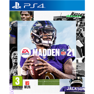 Игра Madden NFL 21 для PlayStation 4