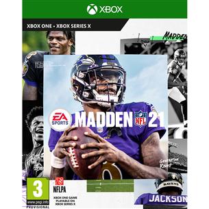 Игра Madden NFL 21 для Xbox One