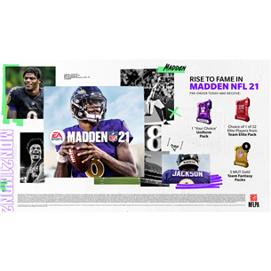 Xbox One / Series X/S game Madden NFL 21