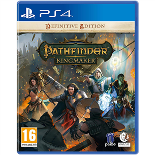 PS4 mäng Pathfinder: Kingmaker Definitive Edition (eeltellimisel)