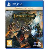 PS4 mäng Pathfinder: Kingmaker Definitive Edition