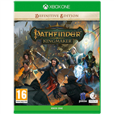 Xbox One mäng Pathfinder: Kingmaker Definitive Edition (eeltellimisel)