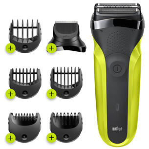 2in1 Shaver + beard trimmer Braun Series 3