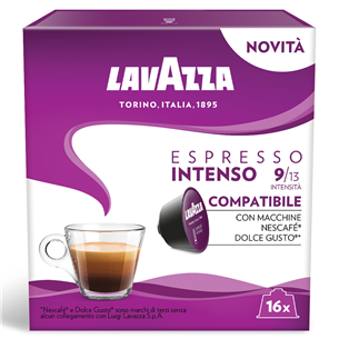 Кофейные капсулы Lavazza Espresso Intenso