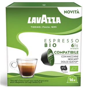 Kohvikapslid Lavazza Espresso Bio