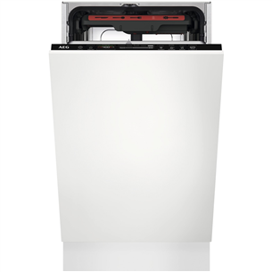 Built-in dishwasher AEG (10 place settings) FSE73507P