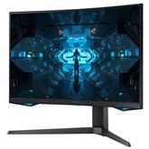 27 nõgus QLED monitor Samsung