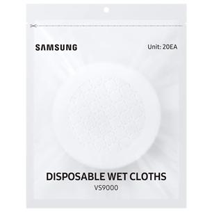 Чистящие салфетки для беспроводного пылесоса Samsung Jet 90 pet (20 шт)