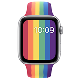Vahetusrihm Apple Watch Pride Edition Sport Band 40 mm