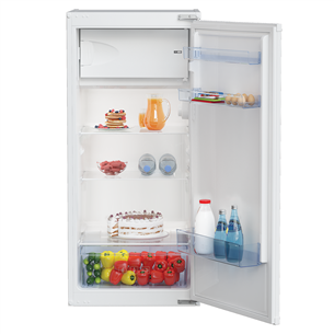 Интегрируемый холодильник Beko (122 см) BSSA200M3SN