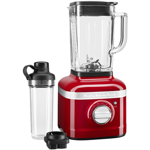 Blender + personal jar KitchenAid Artisan