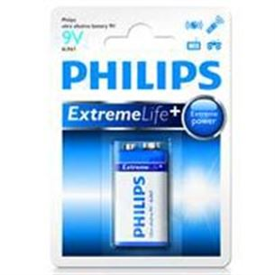 Батарейка Philips 6LR61E 9 V Ultra Alkaline