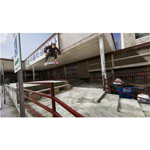 Xbox One game Skater XL