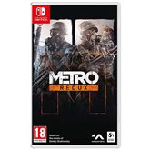 Switch mäng Metro Redux