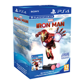 Controller Sony Move Bundle + game Iron Man VR