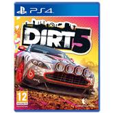 PS4 mäng Dirt 5 (eeltellimisel)
