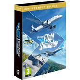 PC game Microsoft Flight Simulator 2020: Premium Deluxe