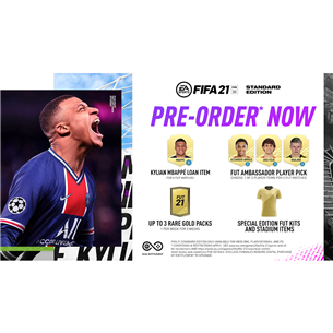 Xbox One / Series X/S mäng FIFA 21