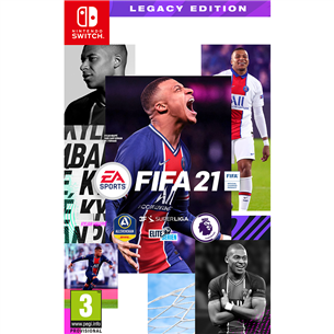 Switch game FIFA 21 (eeltellimisel)