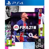 PS4 game FIFA 21 (eeltellimisel)