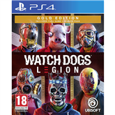 PS4 mäng Watch Dogs: Legion GOLD Edition