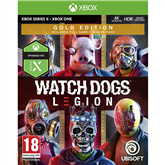 Xbox One / Series X/S mäng Watch Dogs: Legion GOLD Edition