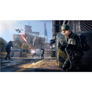 Xbox One / Series X/S game Watch Dogs: Legion Resistance Edition