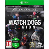 Xbox One / Series X/S mäng Watch Dogs: Legion Ultimate Edition