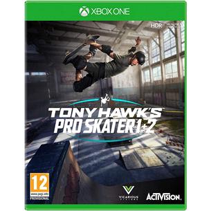 Игра Tony Hawks Pro Skater 1+2 для Xbox One 5030917291265