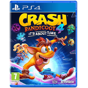 PS4 mäng Crash Bandicoot 4: It's About Time 5030917290954