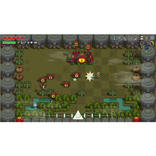 Switch game Cadence of Hyrule: Crypt of the Necrodancer