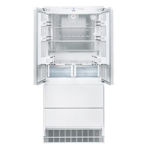 Интегрируемый холодильник Liebherr (203 см)